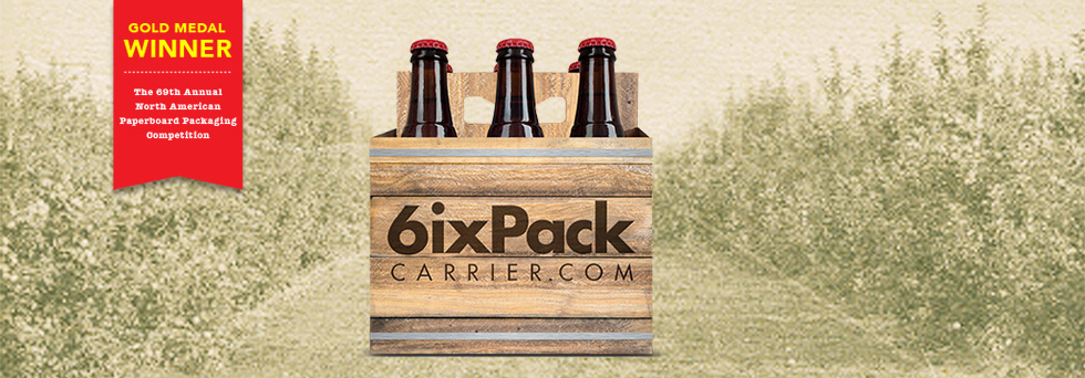 6ix Pack Carrier Wins Gold