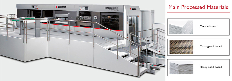 Say Hello to our New Bobst 57″ Die-Cutter