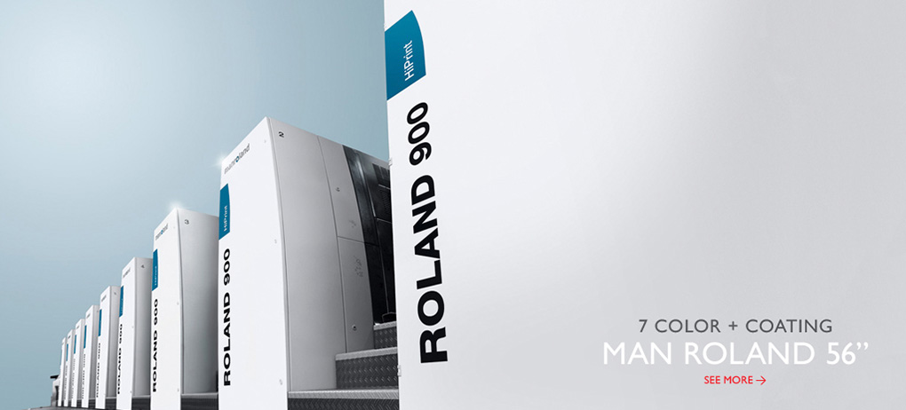 Roland 900 installed