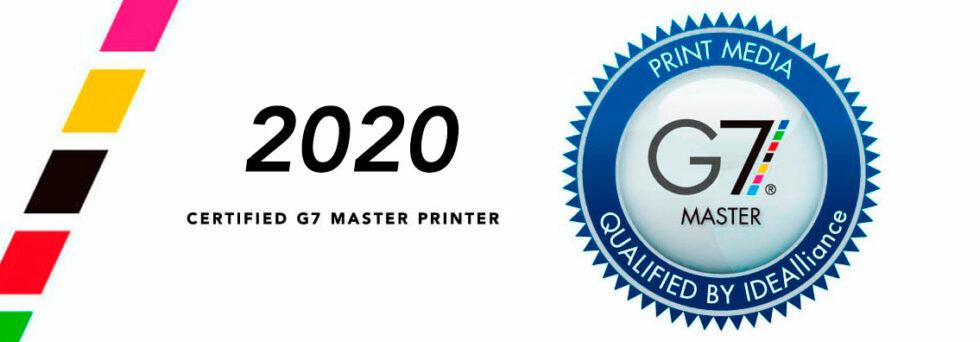 2021 G7 Certified